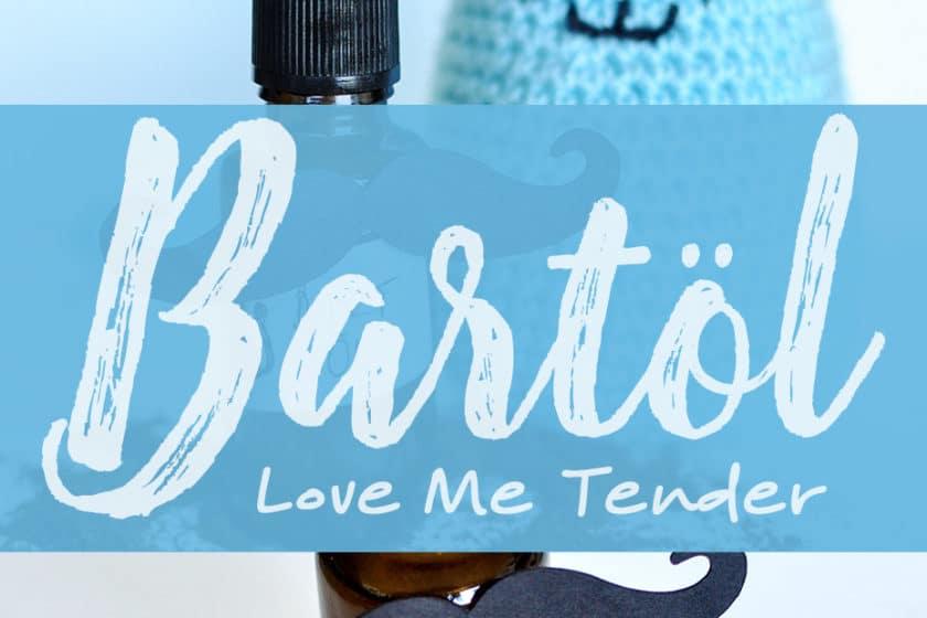 »Love Me Tender« DIY Bartöl | Schwatz Katz