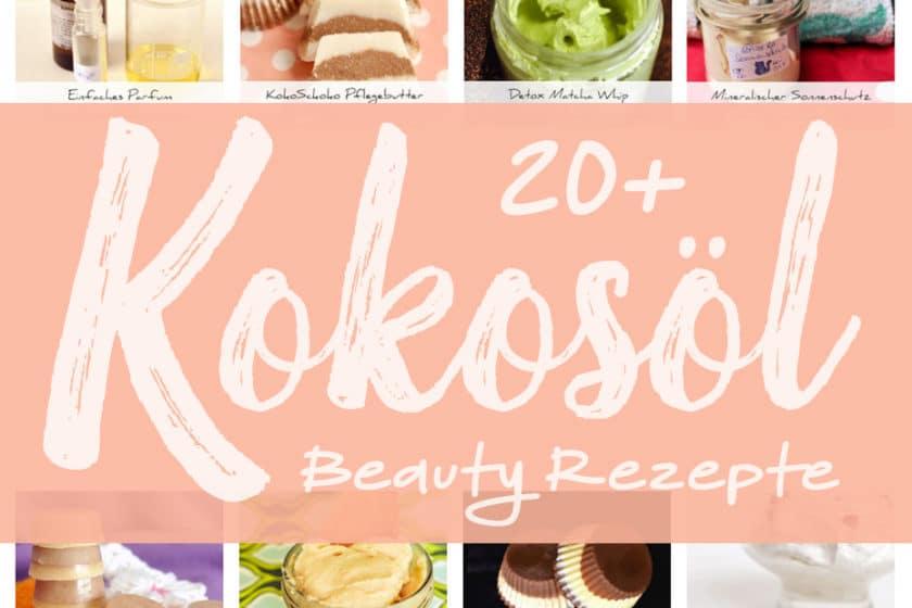20 + Beauty Rezepte mit Kokosöl | Schwatz Katz