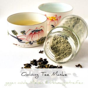 Oolong Tee Gesichts- & Körpermaske mit Vitamin C | Schwatz Katz