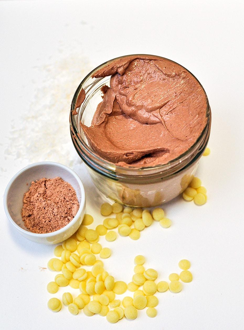 Schoko-Kokos Duschcreme gegen Winterhaut | Schwatz Katz