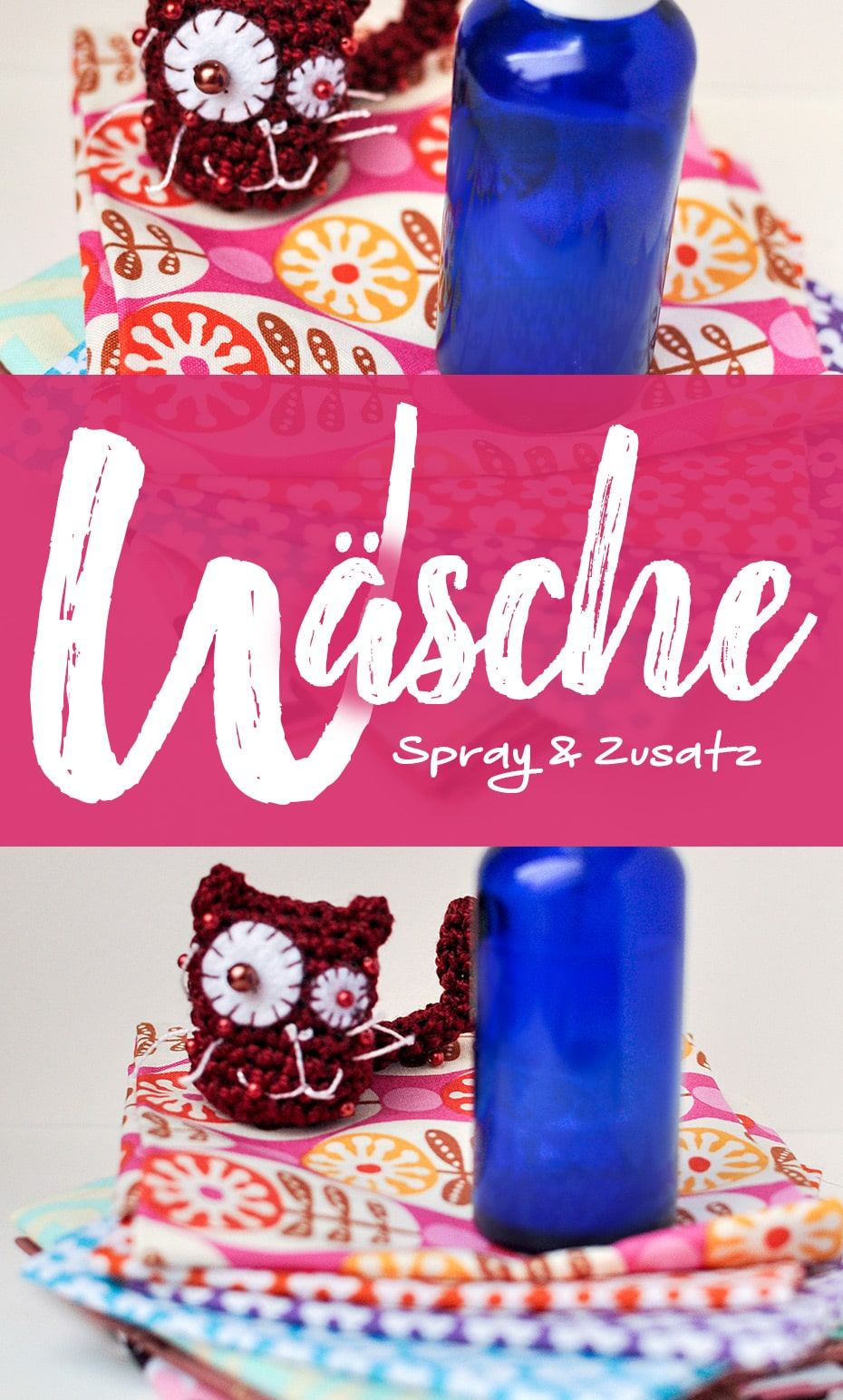 Lemongrass Fresh Wäscheduft, Spray & Waschzusatz | Schwatz Katz