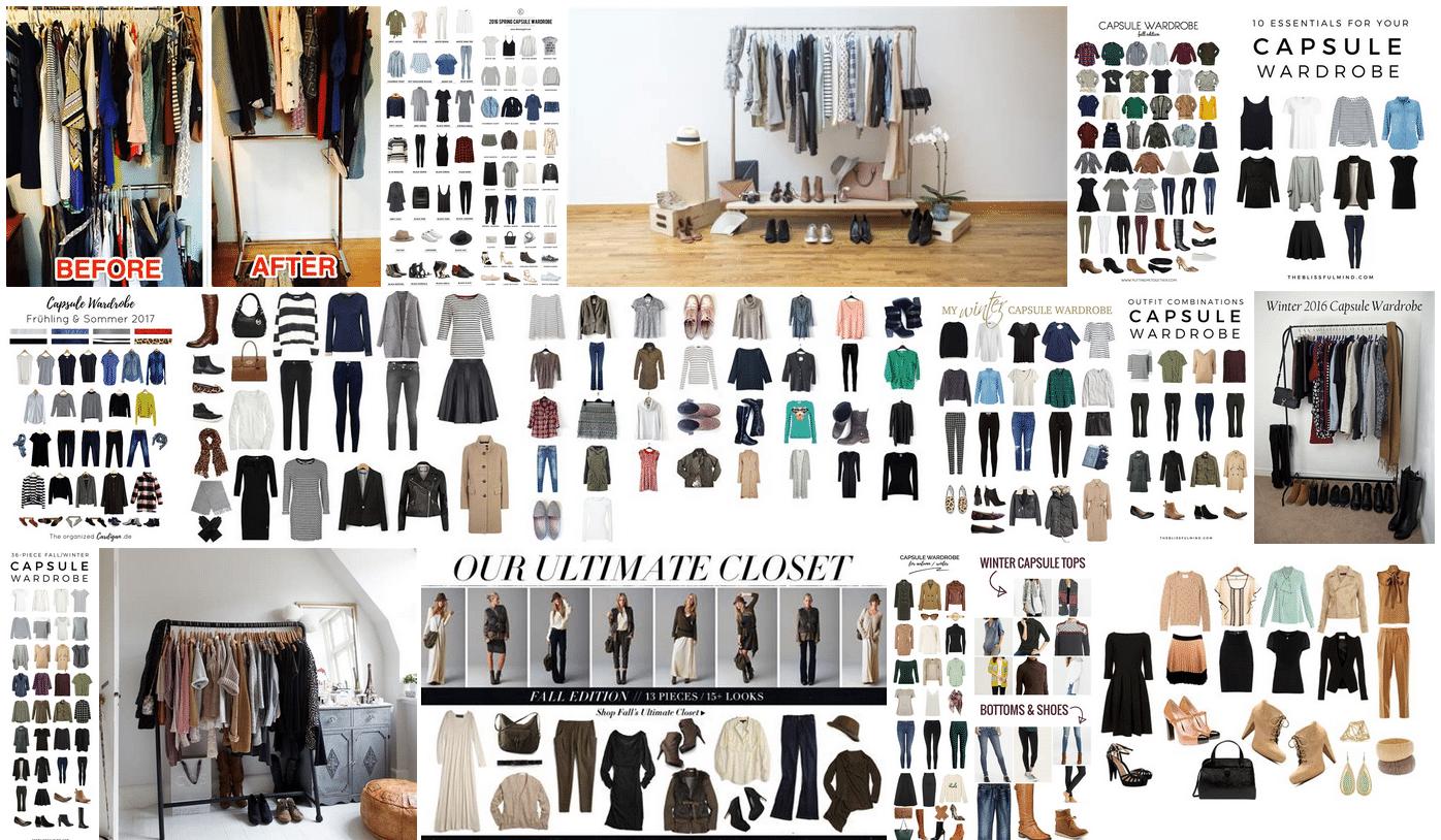 Capsule Wardrobe, meine ganz persönliche Schlaftablette | Schwatz Katz