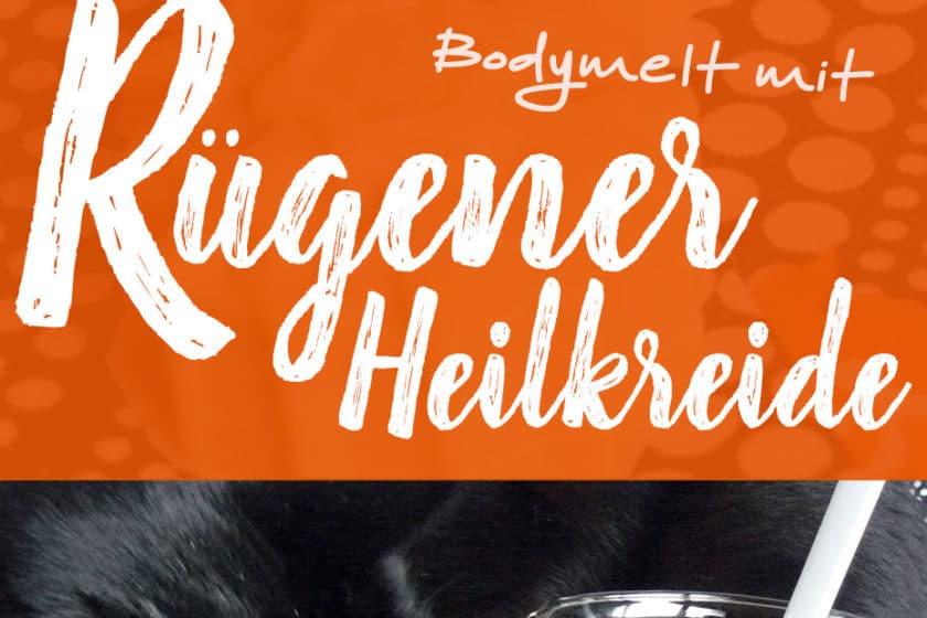 »Schneeflocke«, Bodymelt mit Rügener Heilkreide | Schwatz Katz