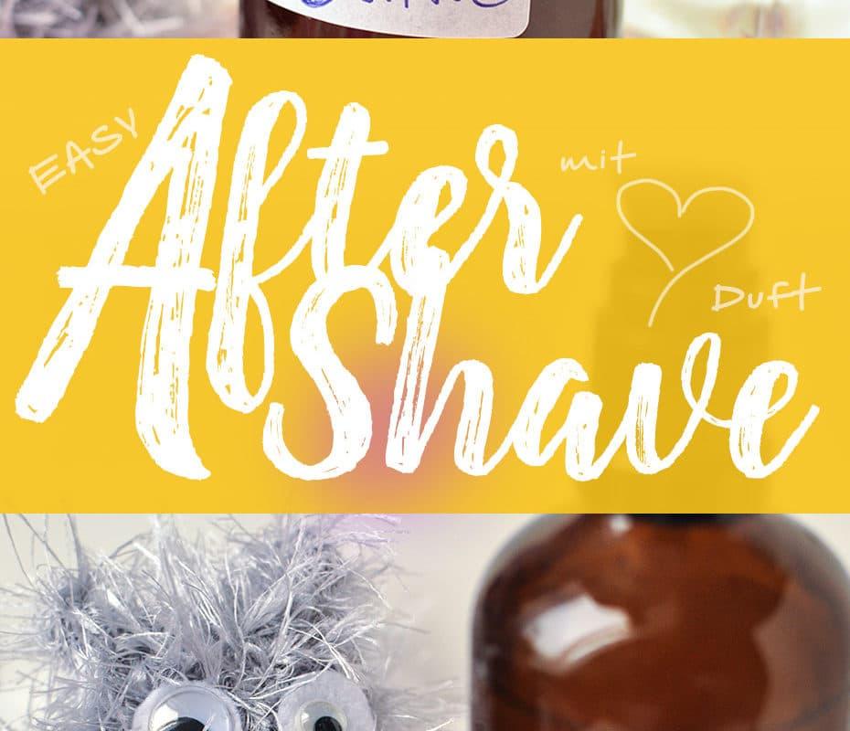 Easy After Shave mit Lieblingsduft | Schwatz Katz