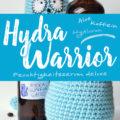 »Hydra Warrior« Feuchtigkeitsserum deluxe