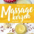 Wie man Massagekerzen selber macht | Schwatz Katz