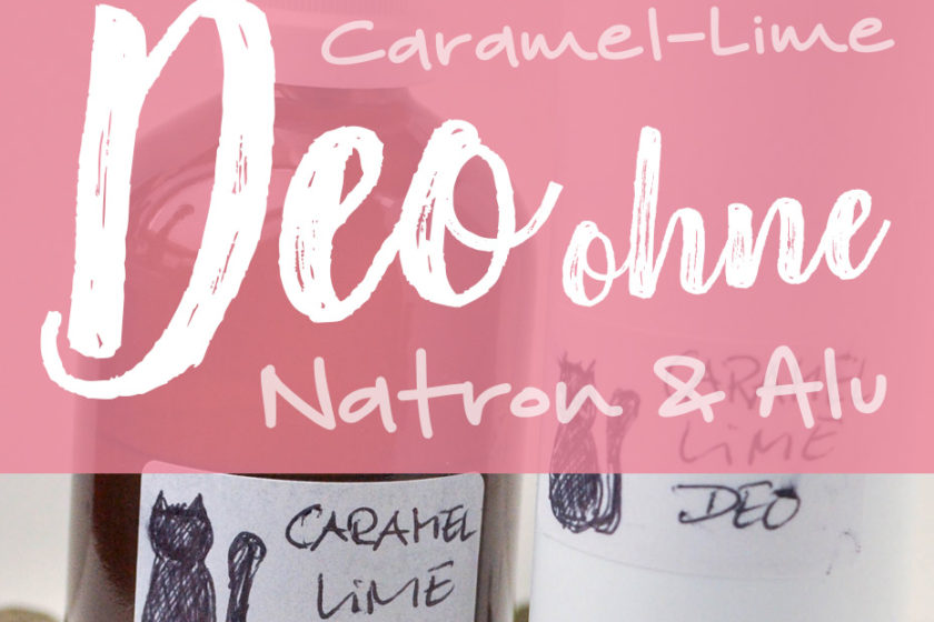 Caramel Lime Deofluid Alu- & Natronfrei | Schwatz Katz