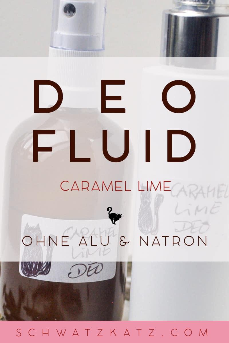 Caramel Lime Deo ohne Alu & Natron | Schwatz Katz