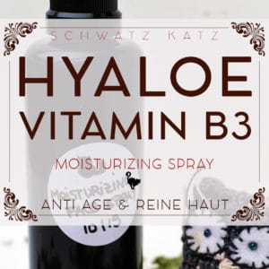 »Hyaloe B3« Moisturizing Face Spray | Schwatz Katz