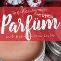 »Seidenfrau« Festes Parfüm mit bekanntem Duft | Schwatz Katz