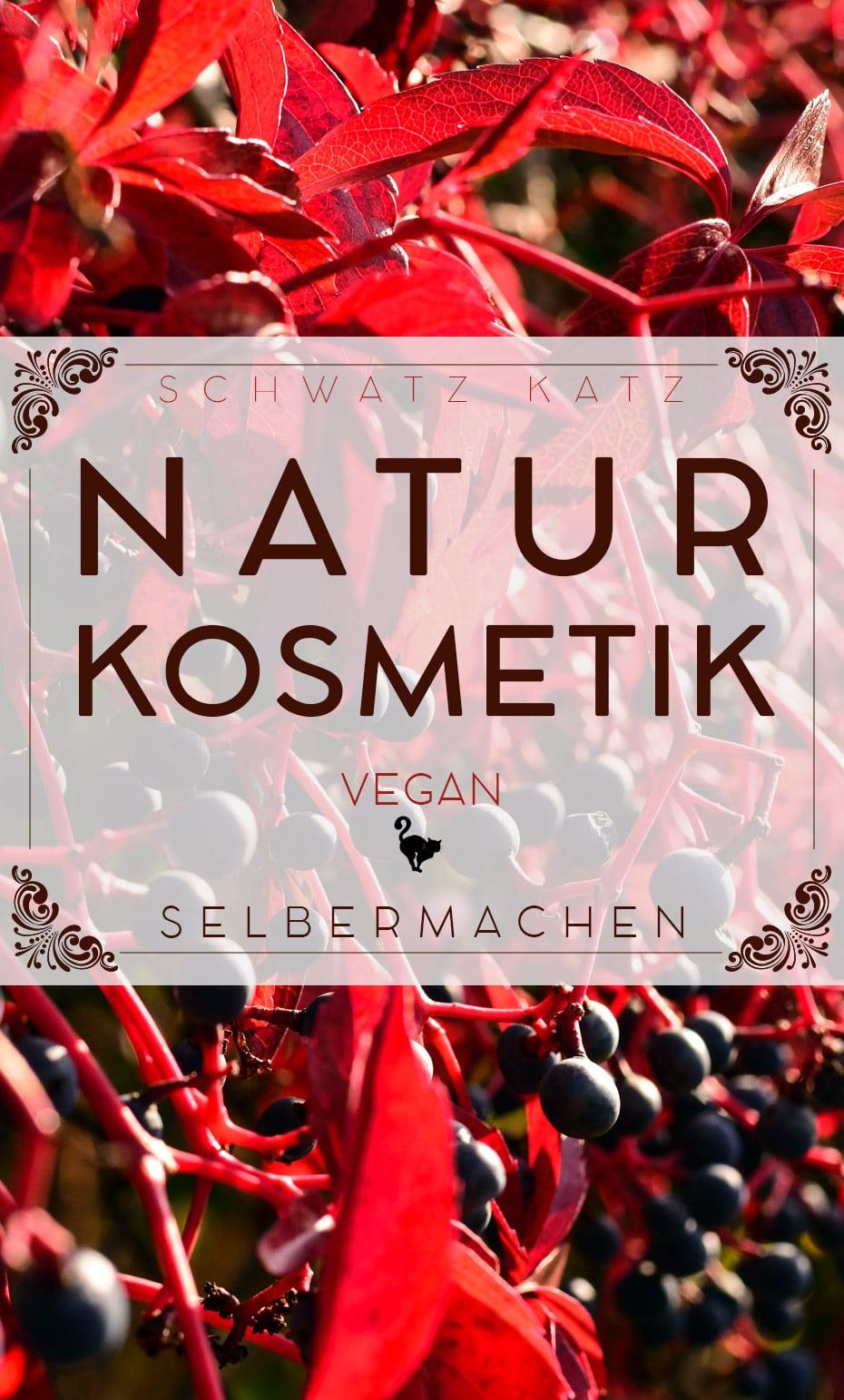 Naturkosmetik selbermachen | Schwatz Katz