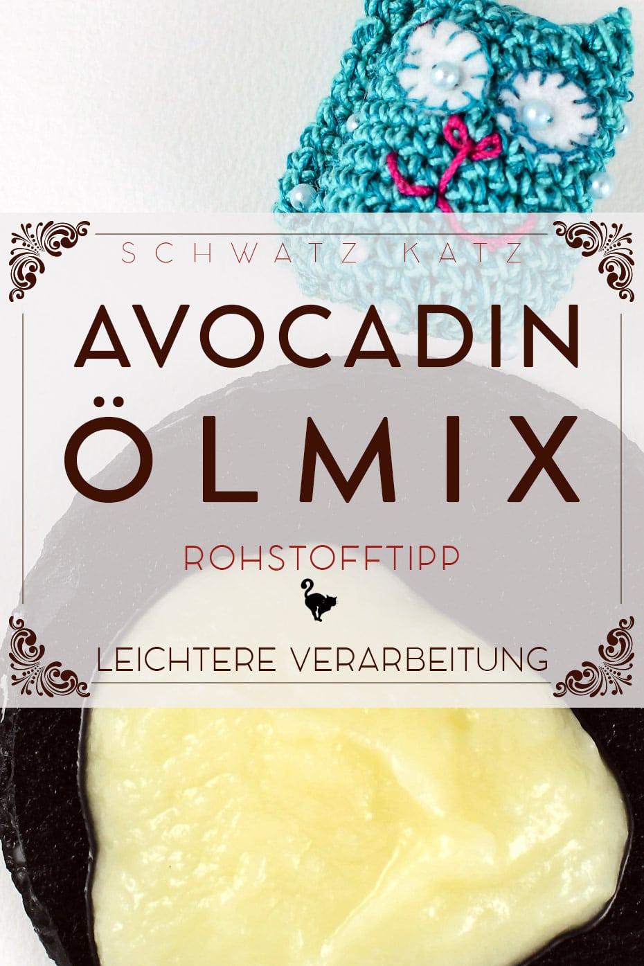 Avocadin-Öl zur leichteren Verarbeitung | Schwatz Katz