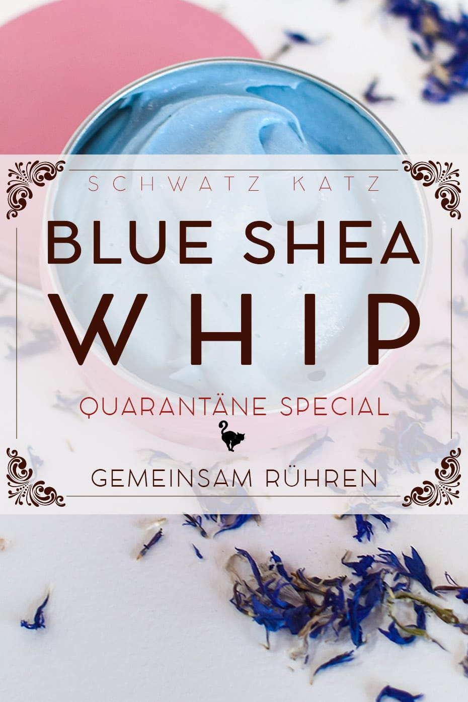 Schwatz Katz Quarantäne Special [SKQB]: Blue Shea Whip | Schwatz Katz