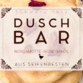 Duschbar aus Seifenresten »Bergamotte-Rosen-Minze«