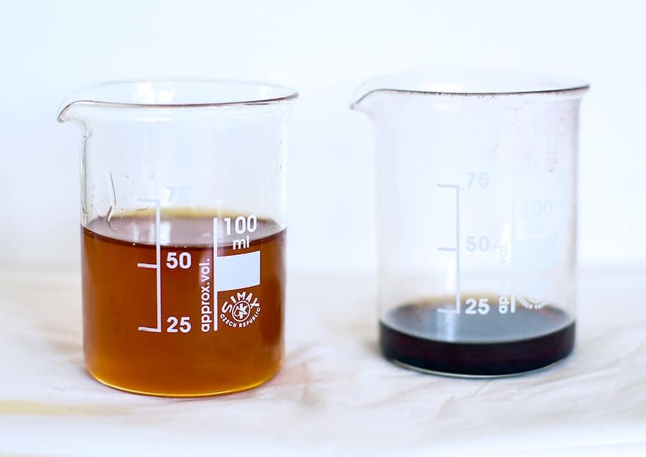Hibiskus Extrakt in Öl | Schwatz Katz