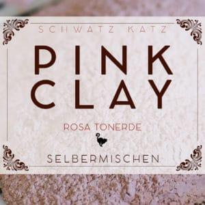 Pink Clay selbermachen »Himmelsand« | Schwatz Katz