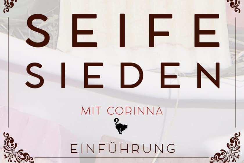 Seife sieden mit Corinna | Schwatz Katz