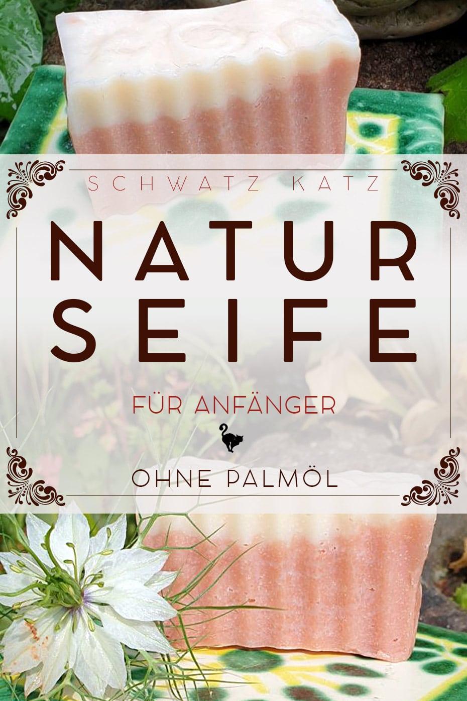 Palmölfreie Naturseife für Anfänger | Schwatz Katz