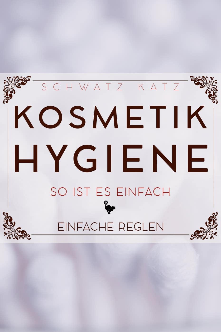 Hygiene bei der Kosmetikherstellung | Schwatz Katz
