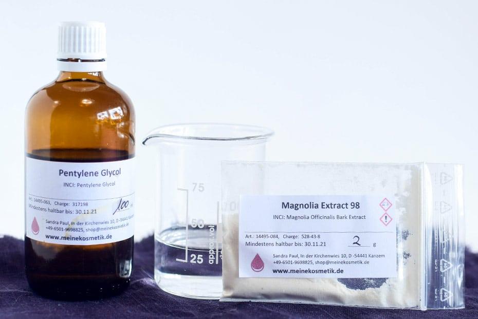 Naturkosmetik konservieren mit »Magnolia Kons« | Schwatz Katz