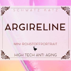 Argireline Mini Rohstoffportrait von Schwatz Katz