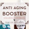 Hyaluron-Argireline Anti-Aging Booster mit Aloe Vera