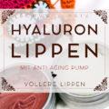 Hyaluron Lippenpflege »Oh là là« mit Anti Aging Pump