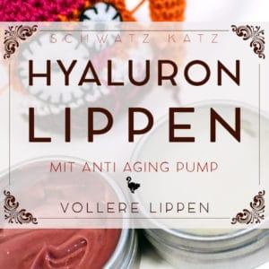 Hyaluron Lippenpflege mit Anti Aging Pump »Oh là là«