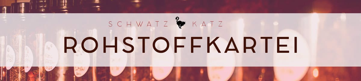 Schwatz Katz Rohstoffkartei