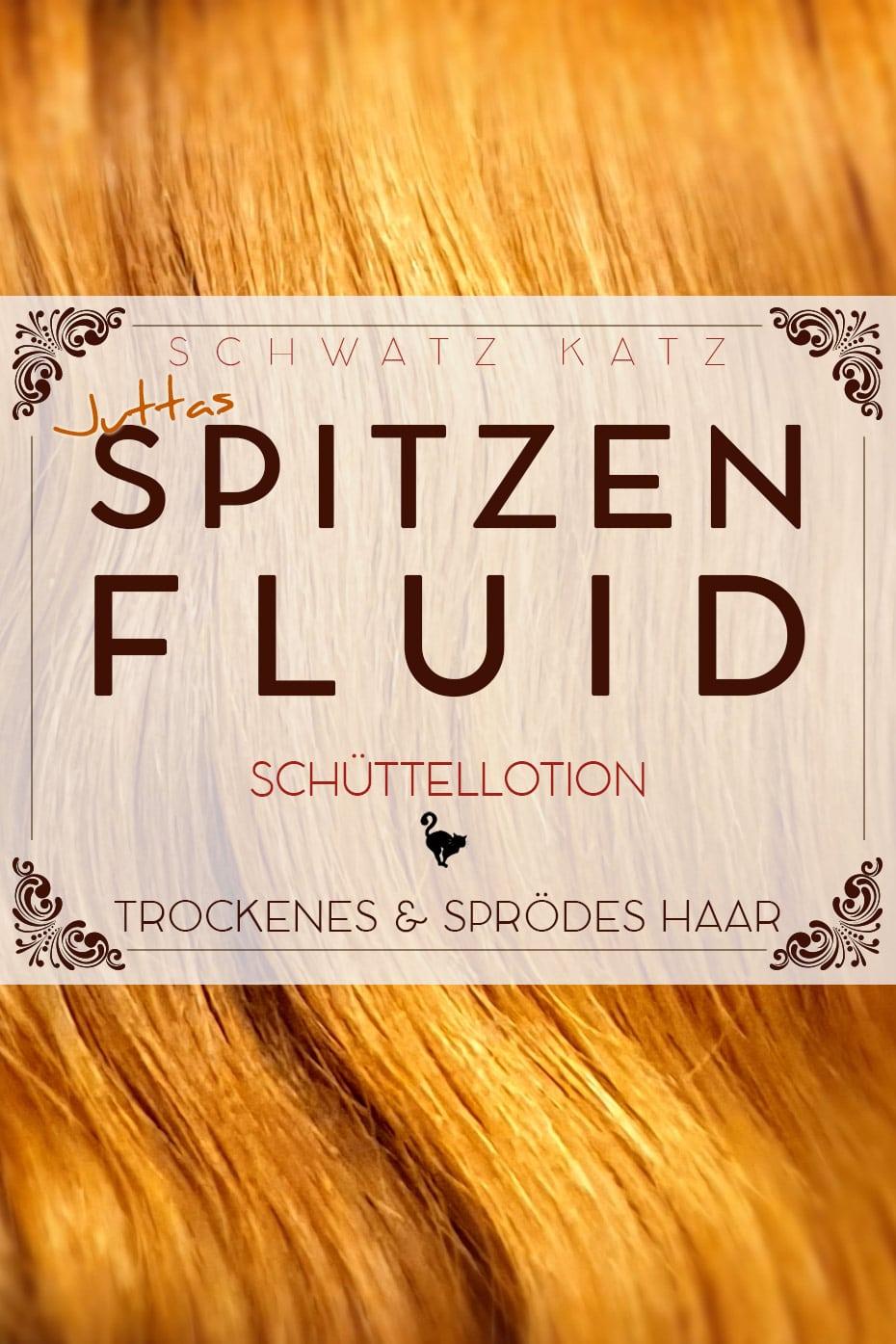 Haarspitzenfluid für trockenes Haar | Schwatz Katz
