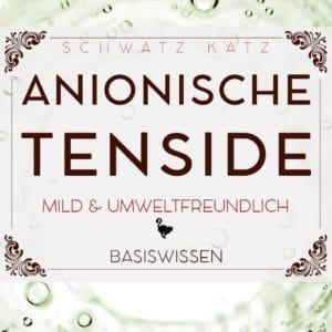 Anionische Tenside