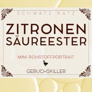 Zitronensäureester, Triethyl Citrate | Schwatz Katz