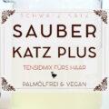 »Sauberkatz Plus« Tensidmischung fürs Haar